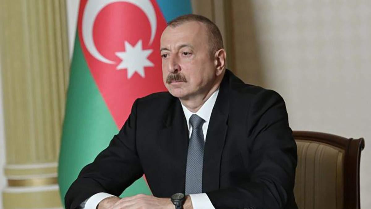 Когда Армения должна вывести войска из Карабаха: Алиев назвал срок