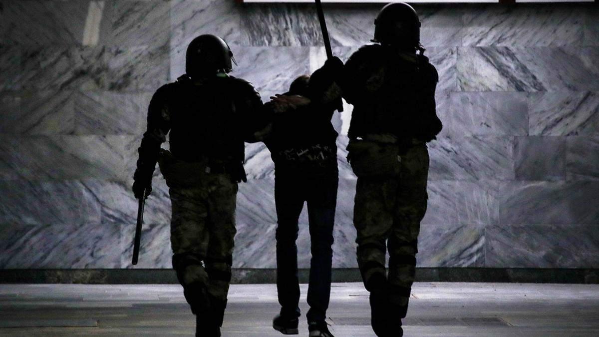 Протести в Єревані 11 листопада 2020: силовики затримали 130 людей