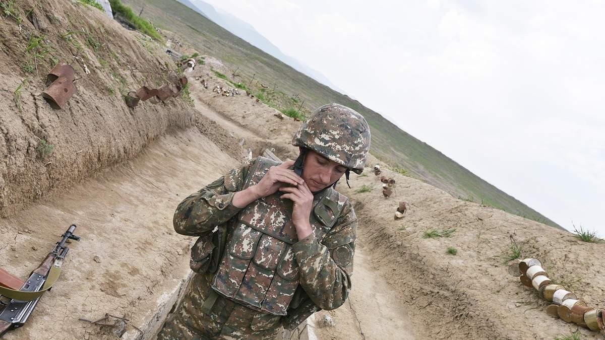 Азербайджан і Вірменія - що Росія програла - Канал 24