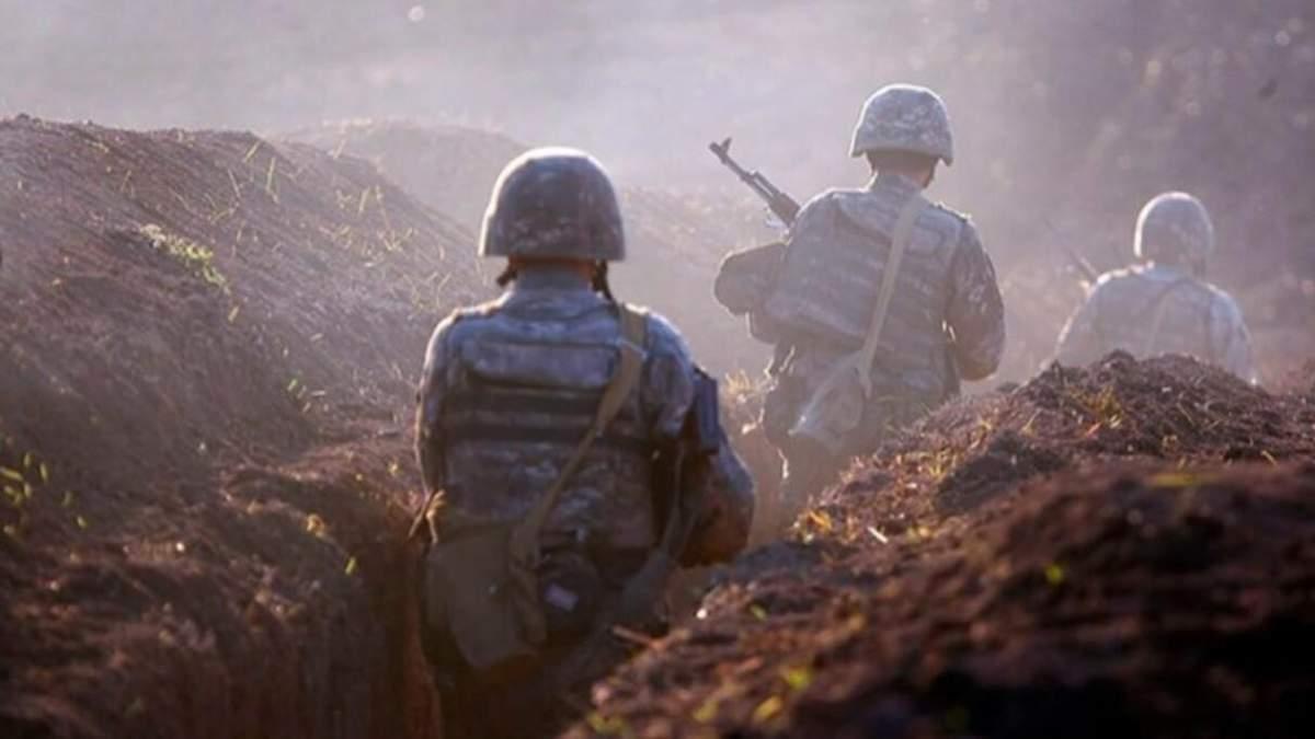 Нагорный Карабах 11 ноября 2020: что происходило сегодня