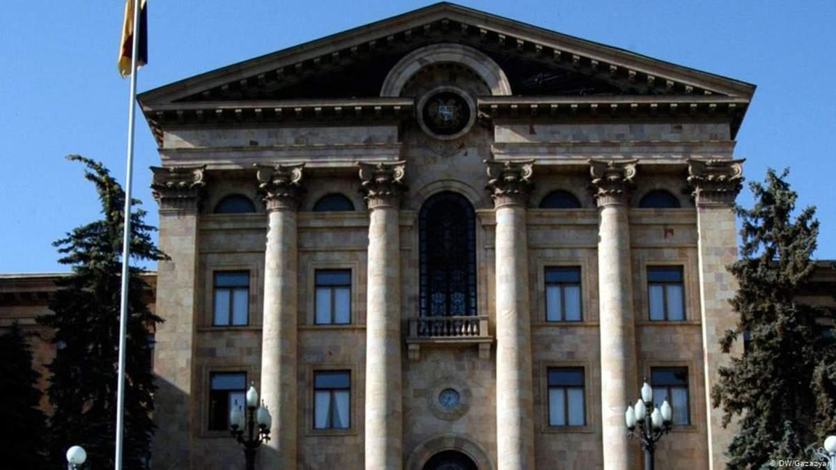 Відставки Пашиняна не буде: парламент Вірменії не зібрався