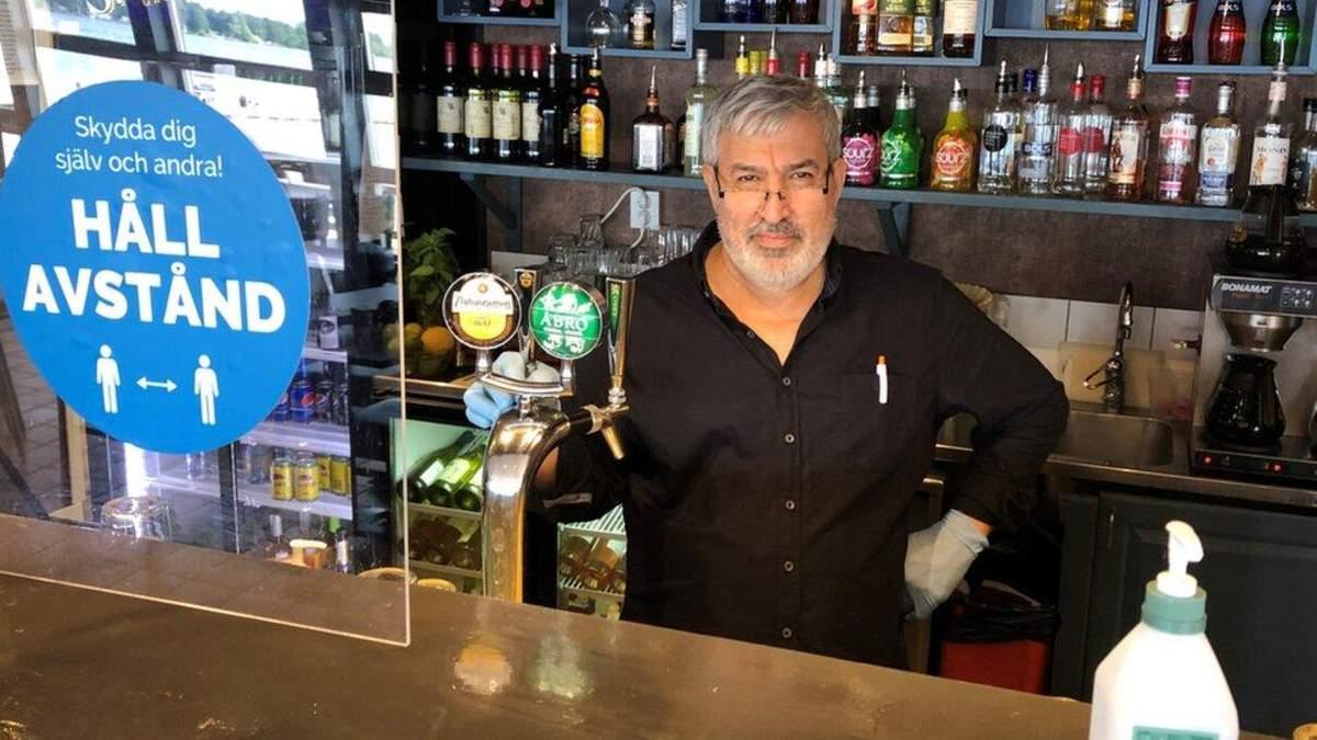 У Швеції заборонять продаж алкоголю ввечері через коронавірус