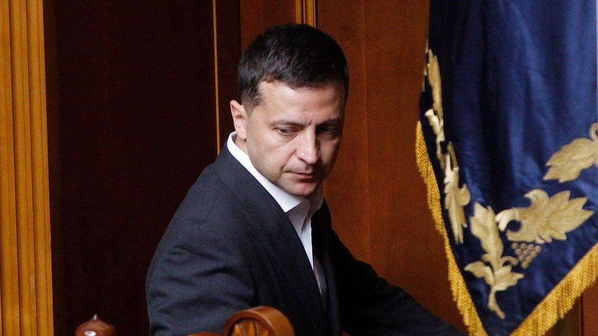 Рейтинг партий: почему Зеленский теряет рейтинг - Канал 24