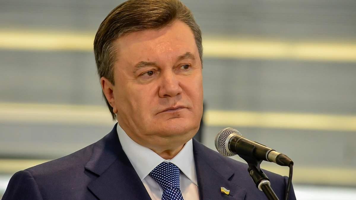 Верховный Суд отказал Януковичу в иске о чести и достоинстве