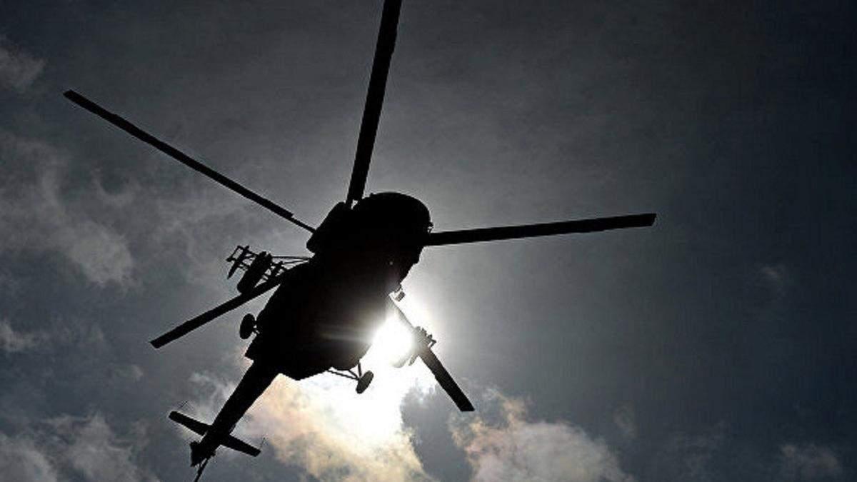 Возле Шарм-эль-Шейха разбился американский вертолет: есть жертвы