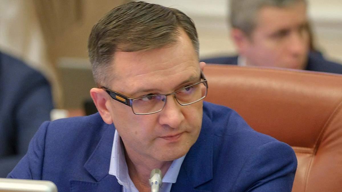 Советник Ермака Игорь Уманский подал в отставку
