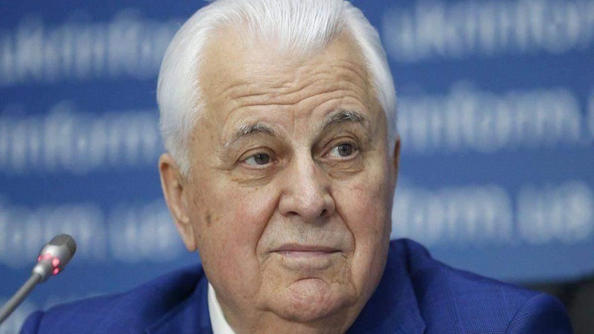 Петля на шее Украины: Кравчук о минских договоренностях