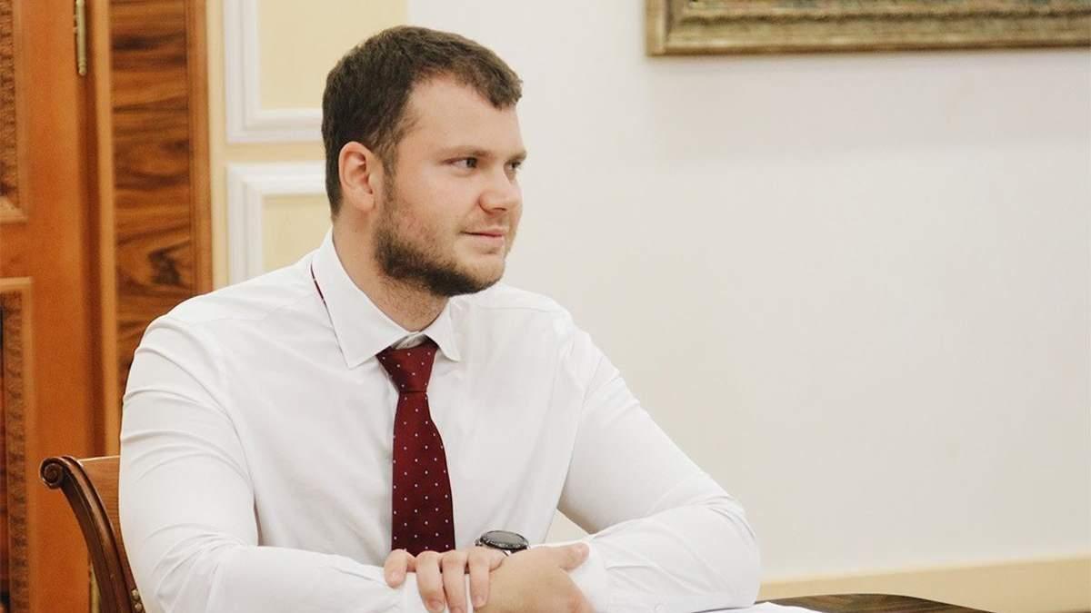 Міністра Криклія звинувачують у таємних переговорах
