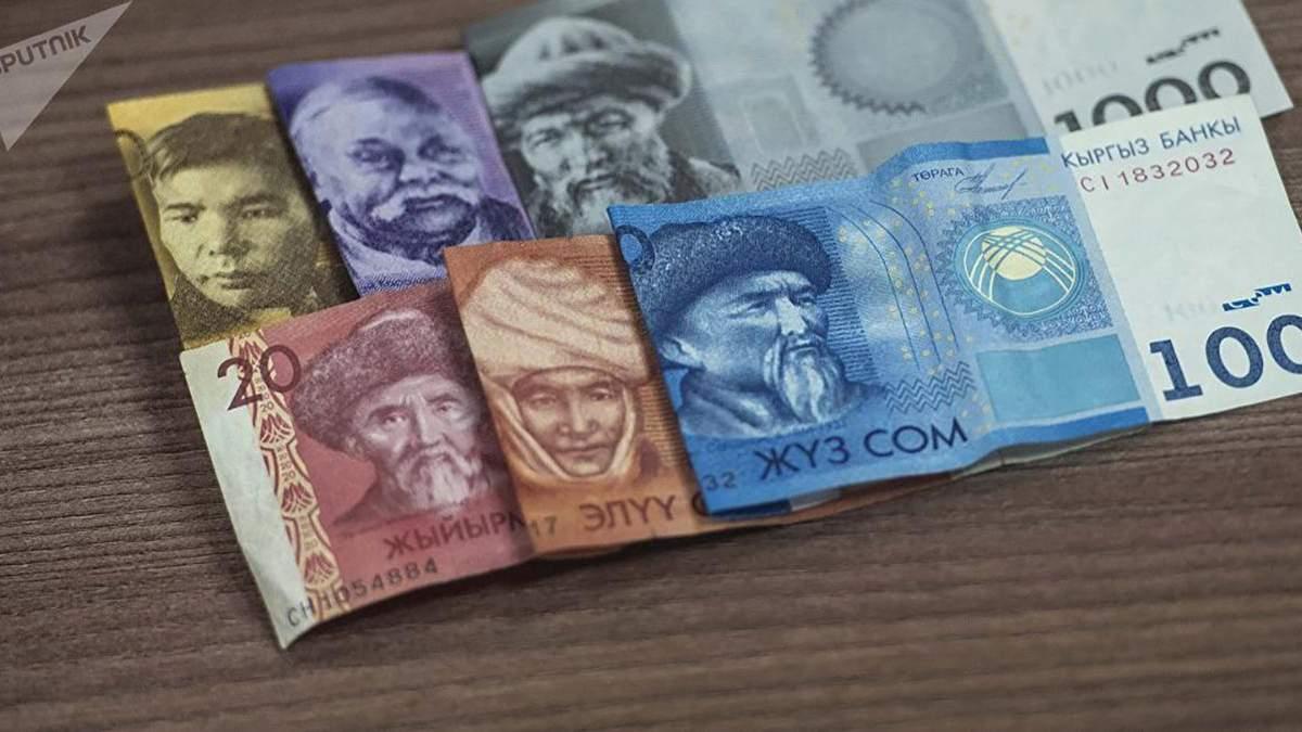 Правительство Кыргызстана открыл счета для пожертвований от населения