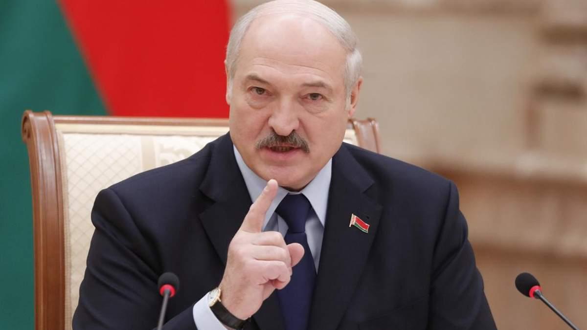 Лукашенко про загибель активіста Романа Бондаренка