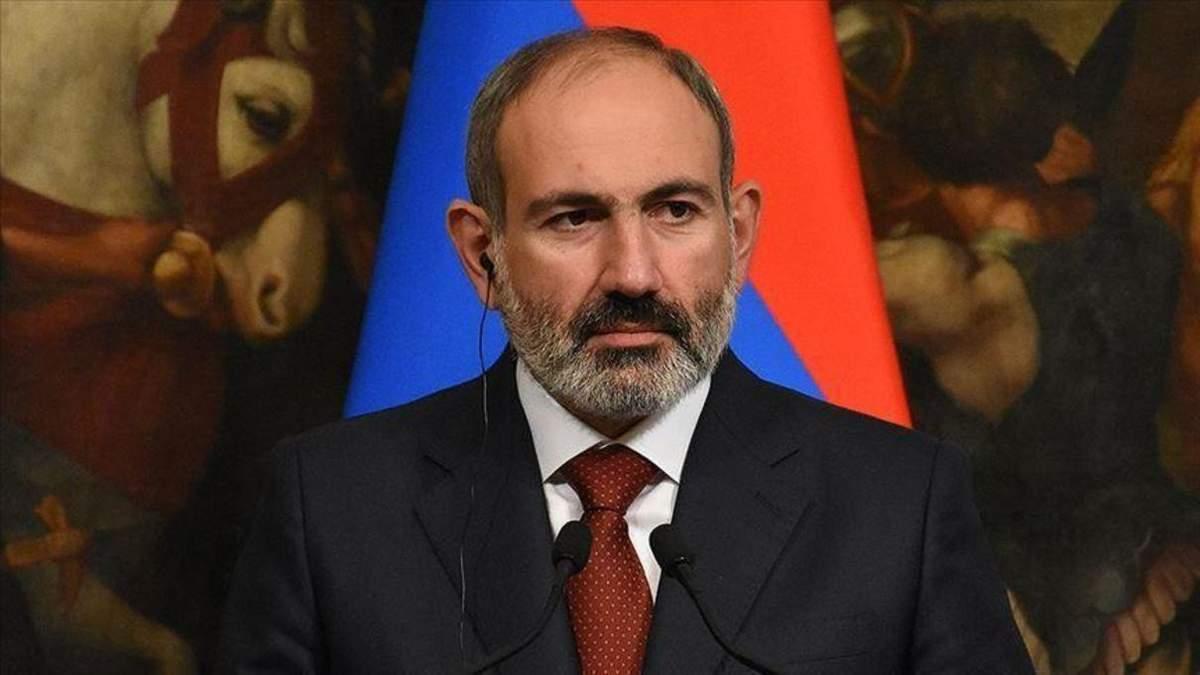 Глава уряду Вірменії Нікол Пашинян