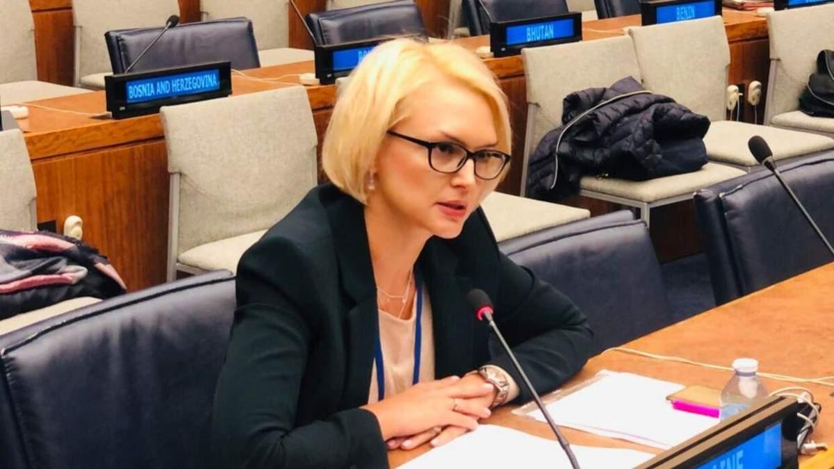 Зеленко назначили госпожой послом Украины в Сингапуре
