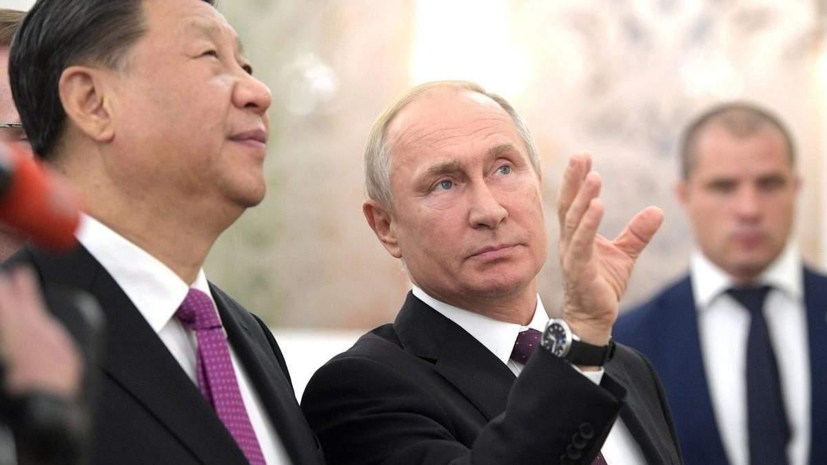 """""""Крим – наш, Сибір – ваш"""": як Путін не впустив китайські гроші на півострів"""