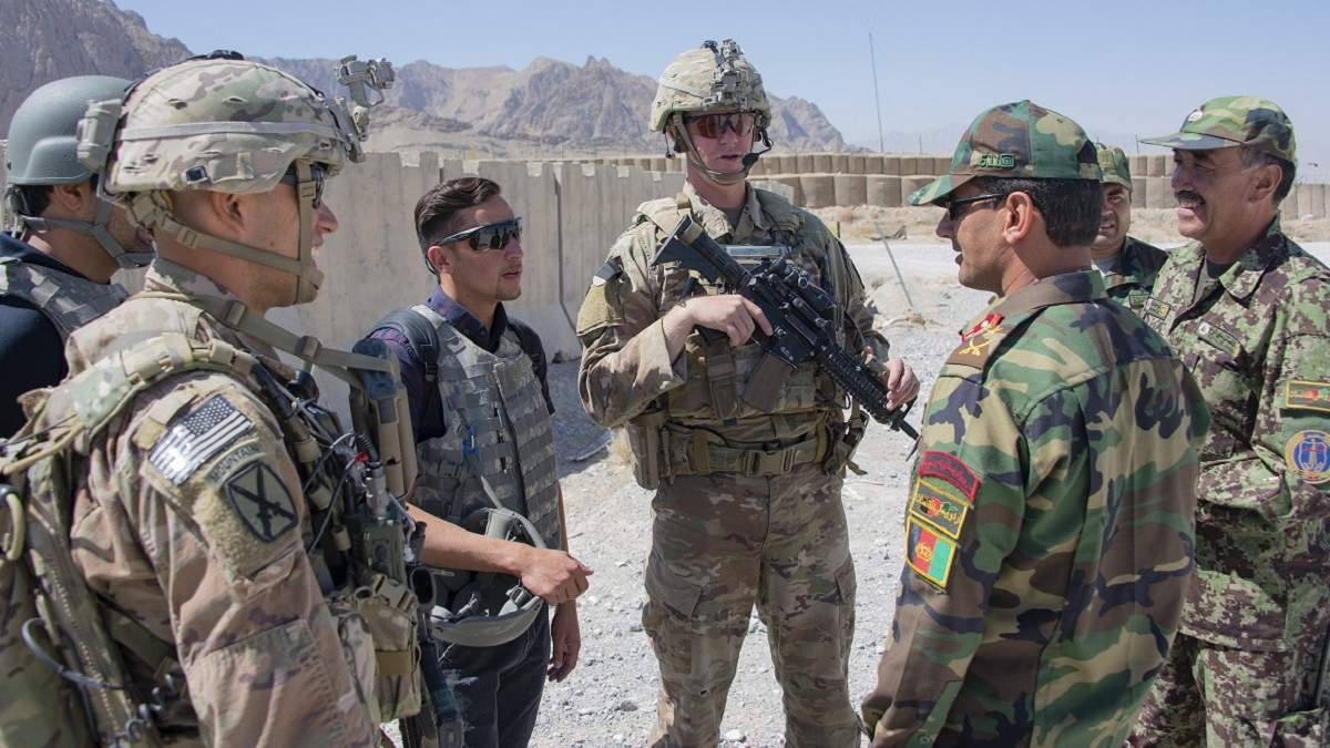 США хотят вывести войска из горячих точек: детали
