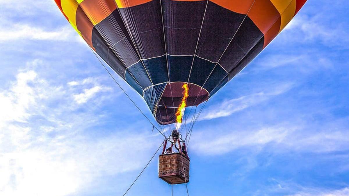У Києві відбудеться фестиваль повітряних куль