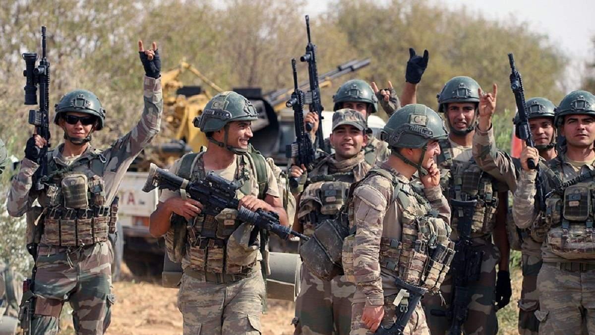 Туреччина може відправити військових в Азербайджан: що відомо