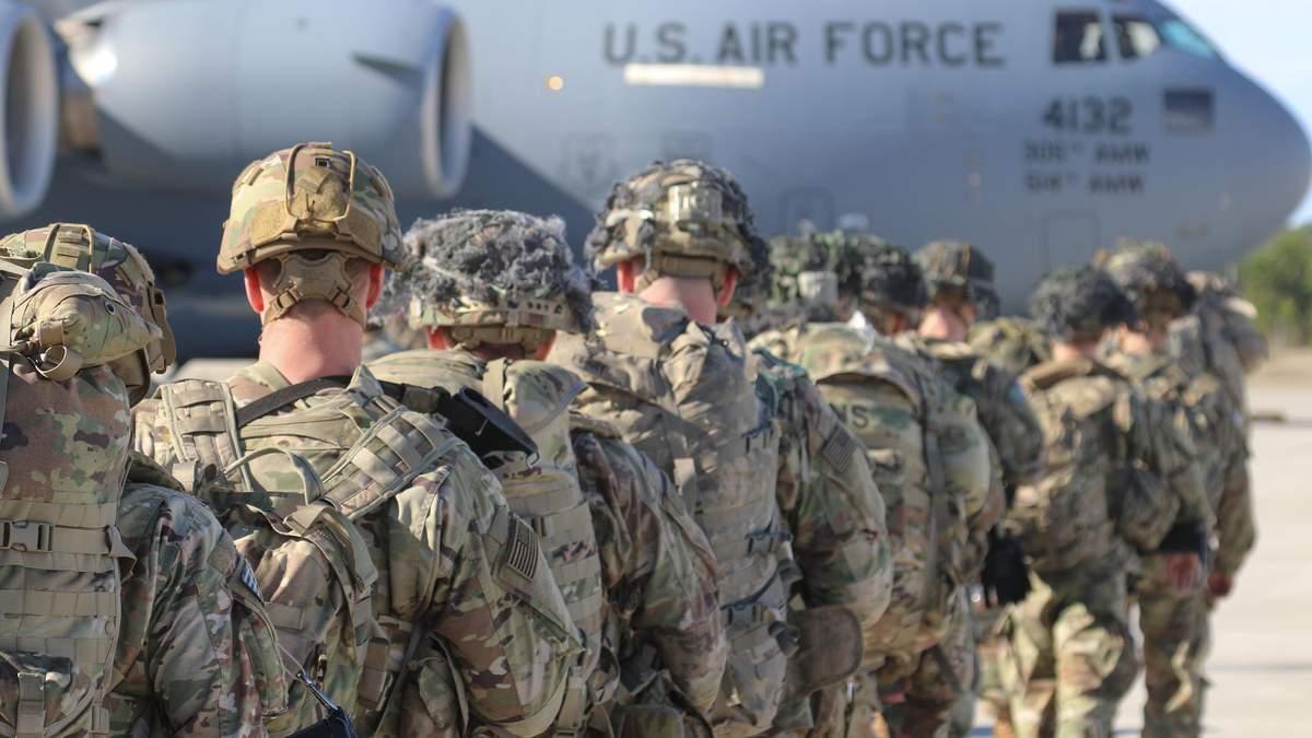 Трамп хоче вивести частину військ з Афганістану та Іраку до інавгурації Байдена