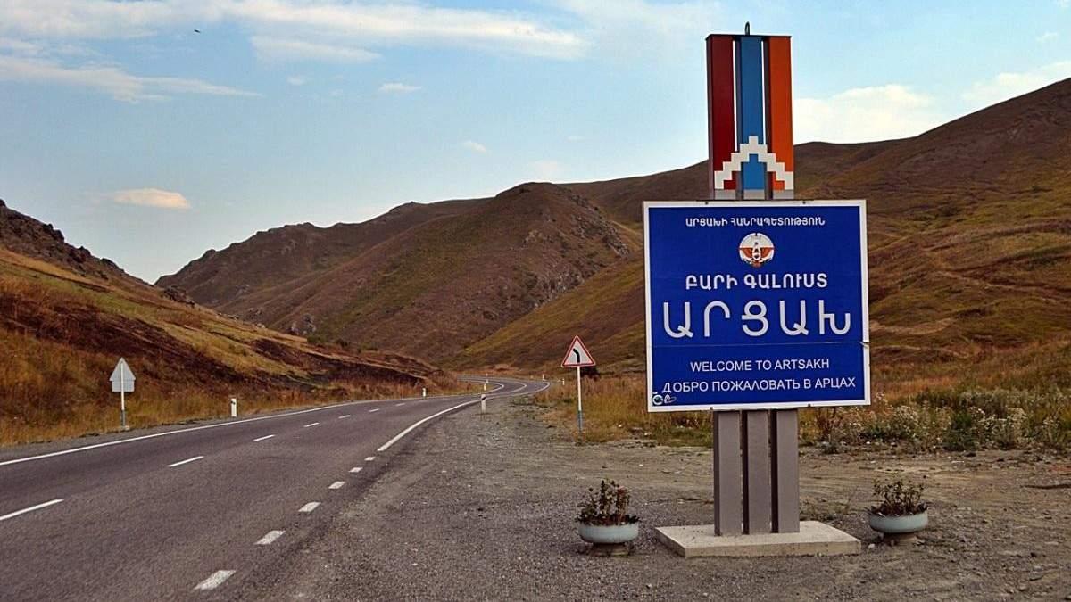 Азербайджан не признает статуса Нагорного Карабаха, - Ильхам Алиев