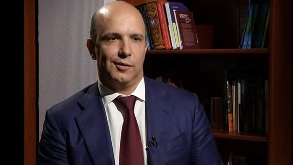Міністр екології Роман Абрамовський подолав коронавірус