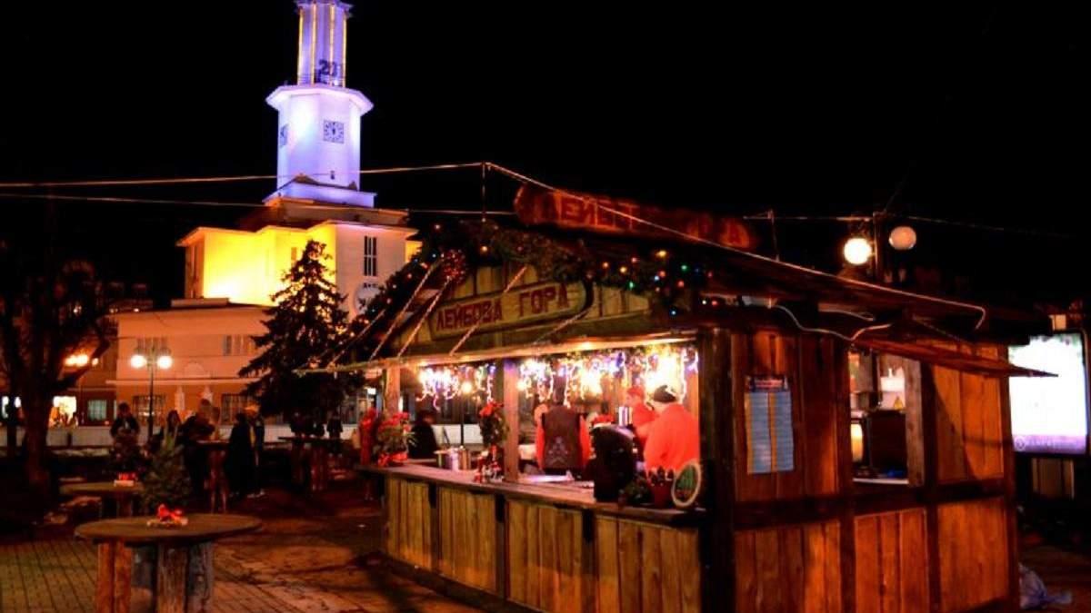 В Ивано-Франковске проведут рождественскую ярмарку