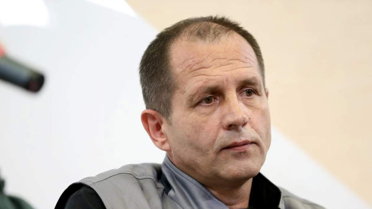 Побиття Балуха: ексв'язня Кремля 14 листопада допитали слідчі