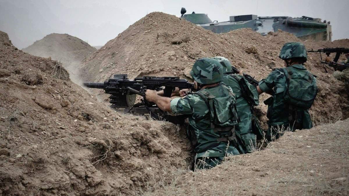 Армения и Азербайджан обменялись телами погибших военных
