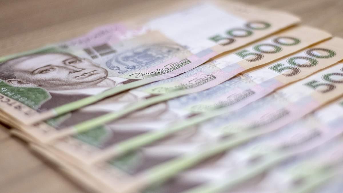 Скільки українців отримують зарплату понад 25 тисяч гривень