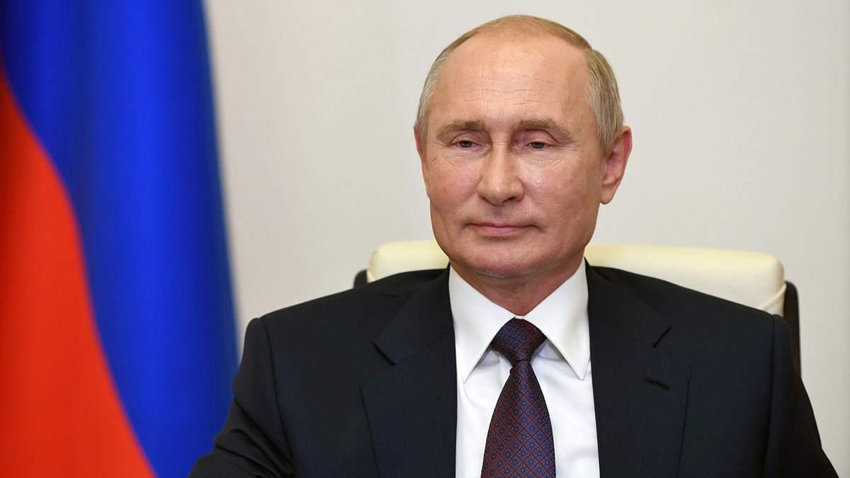Путін: Війну в Карабасі могли зупинити в жовтні, Пашинян був проти