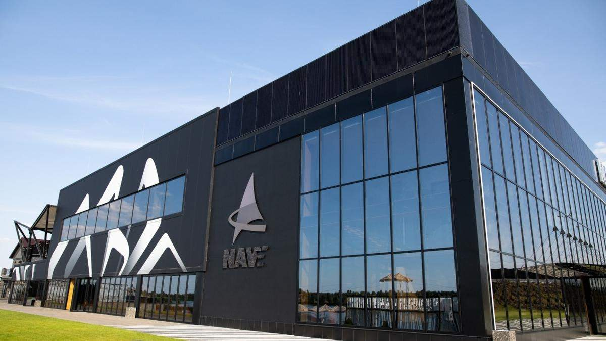 Журналісти зафіксували, роботу клубу NAVY у Києві під час карантину