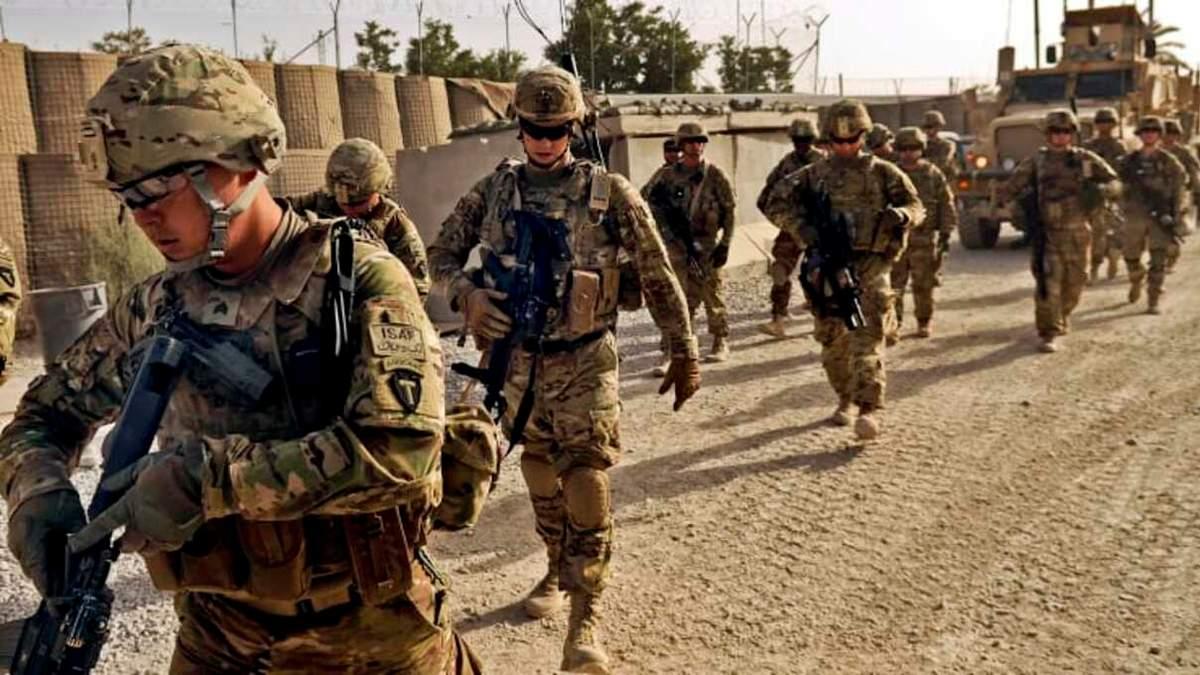 США выведут часть войск из Ирака и Афганистана, - Пентагон