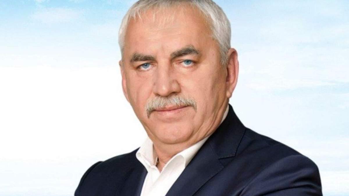 В новоизбранного мэра Черноморская Василия Гуляева - коронавирус