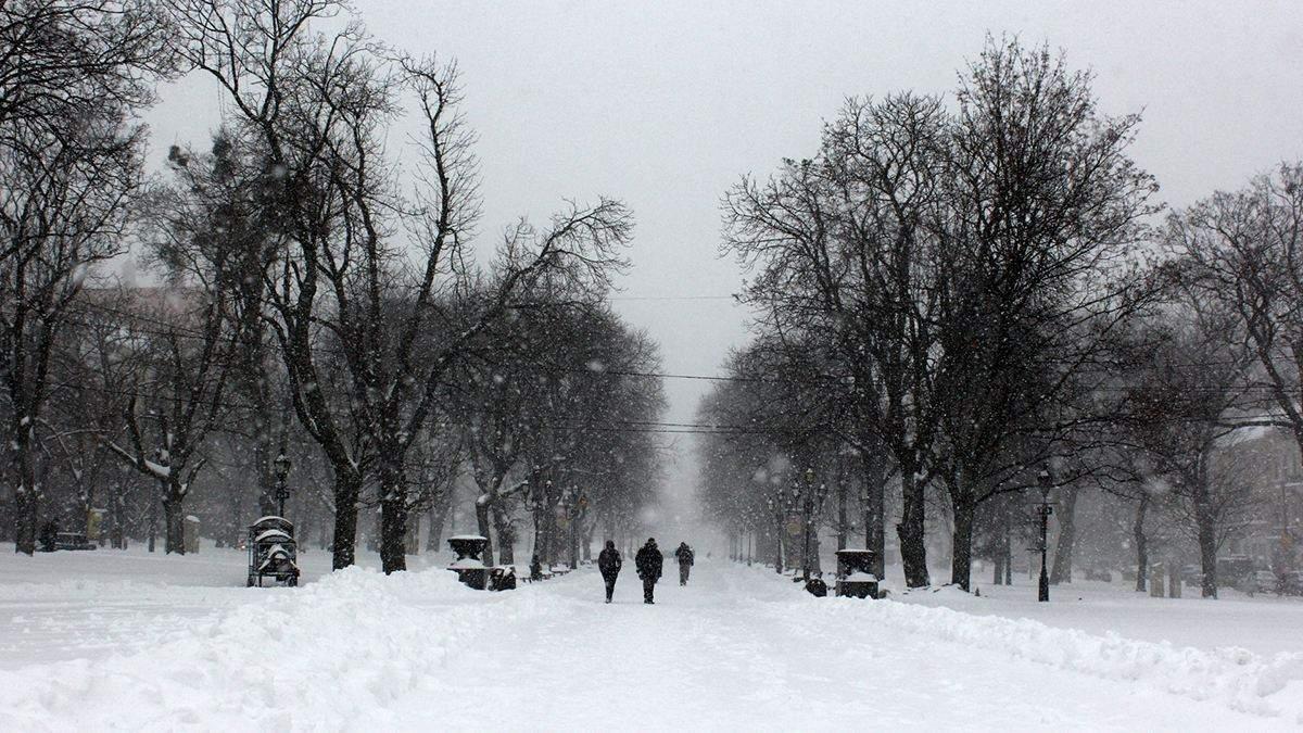 Погода на декабрь 2020, Украина: прогноз, какой будет декабрь