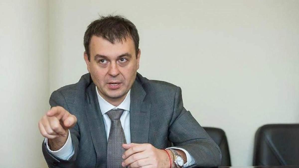 Данило Гетманцев відреагував на постанову про звільнення