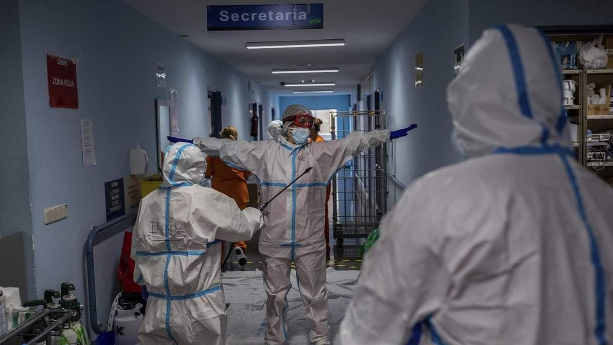 Ситуація з коронавірусом у Франції