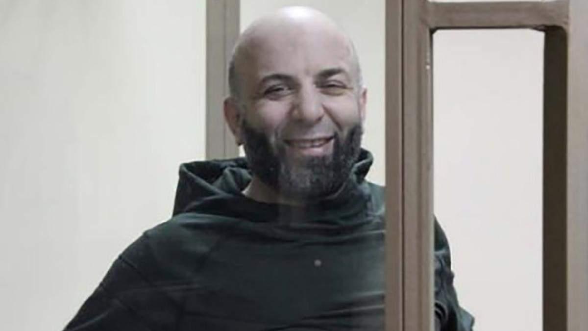 У Росії хворого кримчанина Теймура Абдуллаєва кинули у ШІЗО