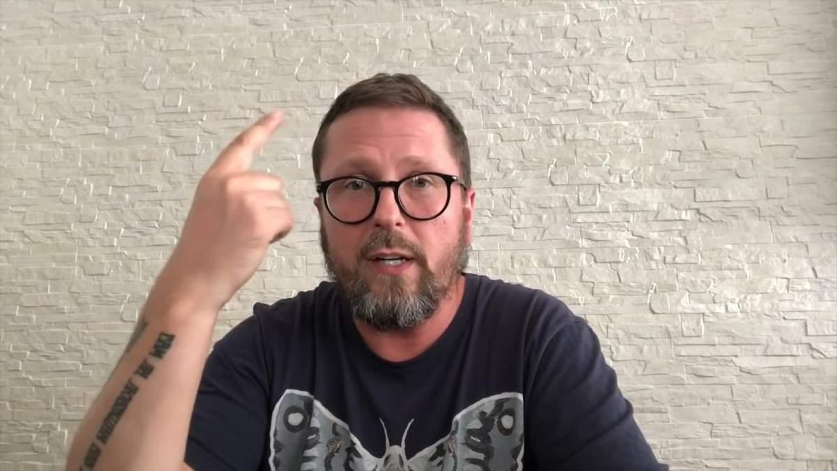 Сергей Лещенко призвал заблокировать ютуб-канал Анатолия Шария