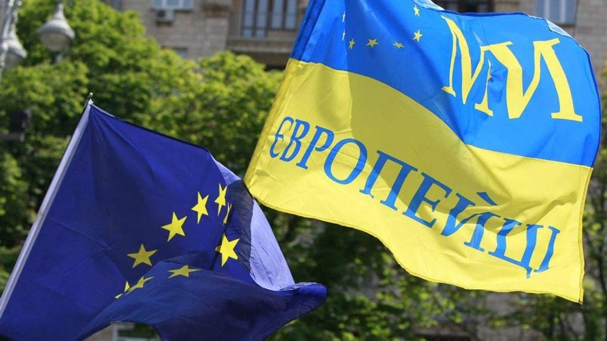 """Які асоціації викликає слово """"Україна"""" у європейців?"""