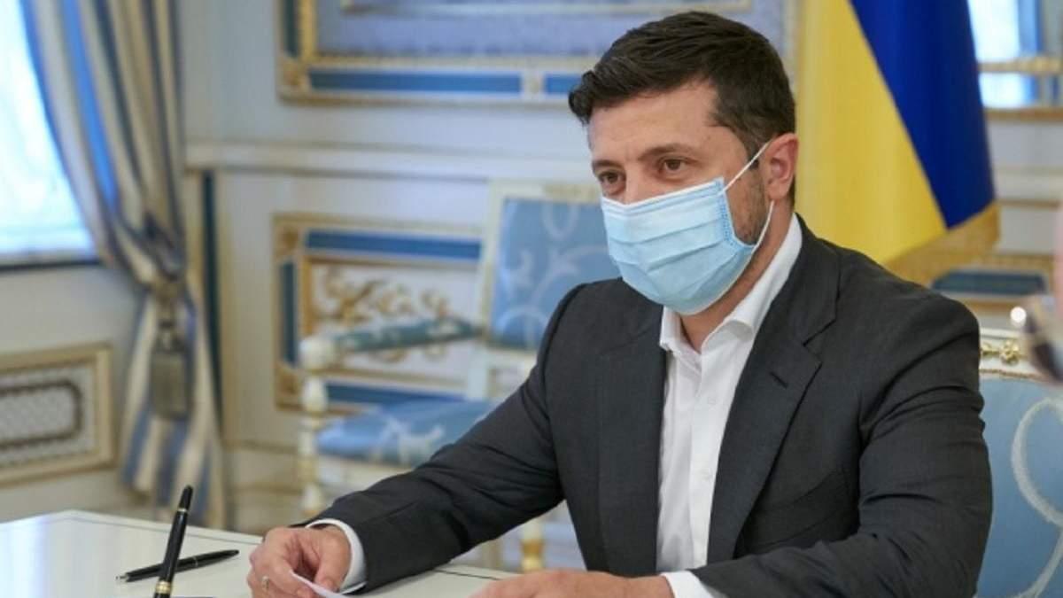 Зеленский обратился к Порошенко о нарушении карантина его клубом