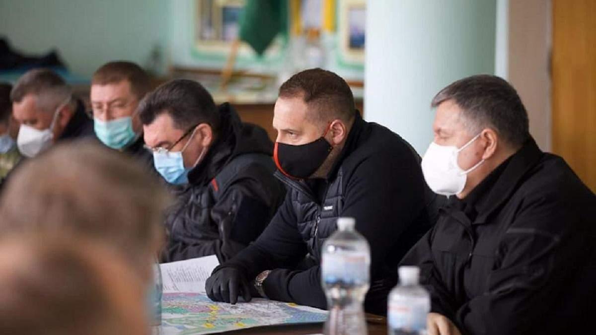 Как Андрей Ермак борется с коронавирусом: детали от головы ОПУ