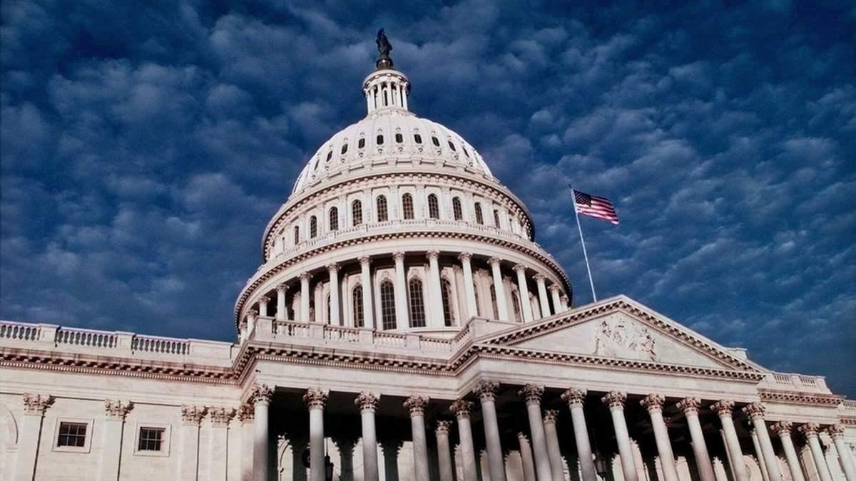 Конгрес США рекомендував ввести санкції проти Росії