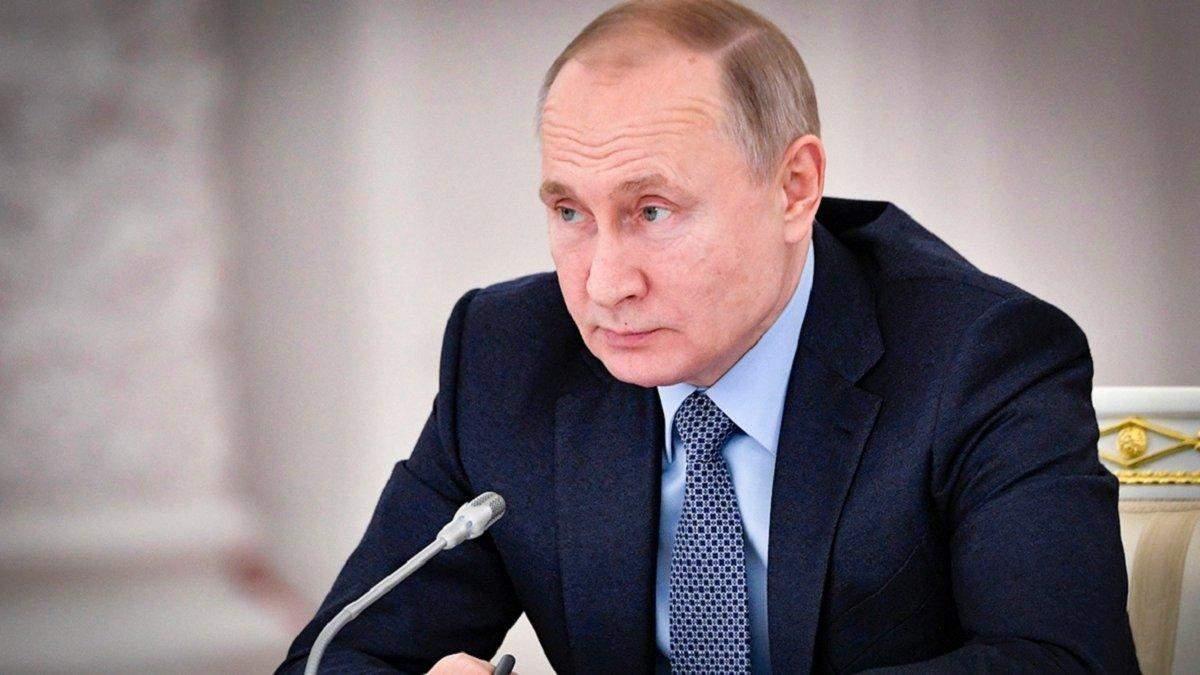 Иммунитет от преследований: как Путин присыпают внимание общества