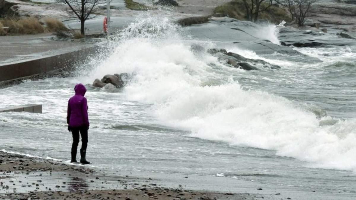 Ураган Лііса у Фінляндії: які збитки завдано, фото