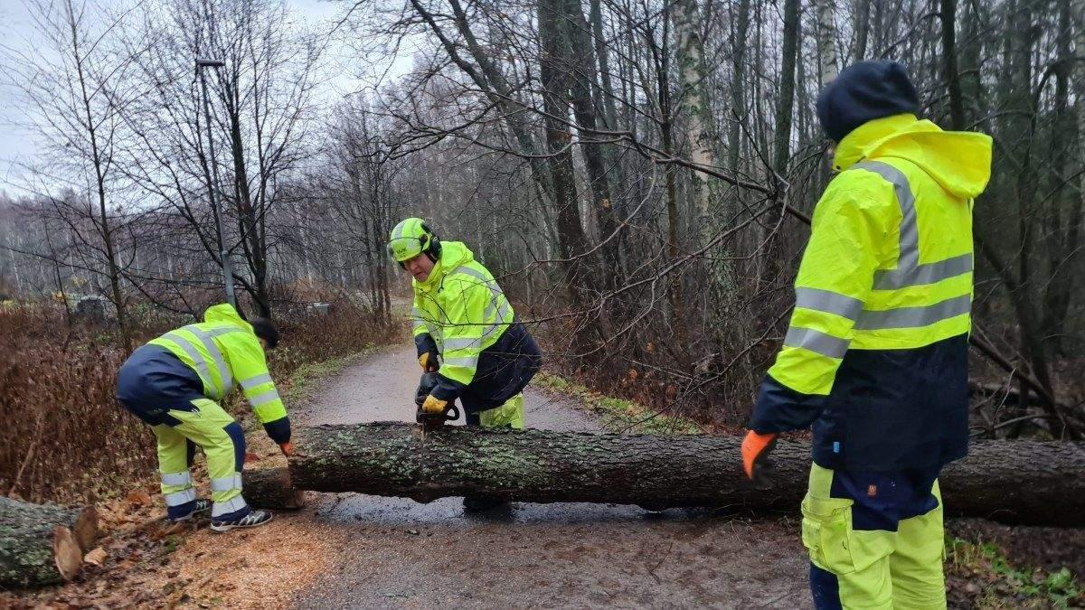 Ураган у Фінляндії