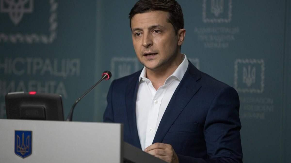 Зеленський відповів на петицію про розмитнення євроблях: деталі