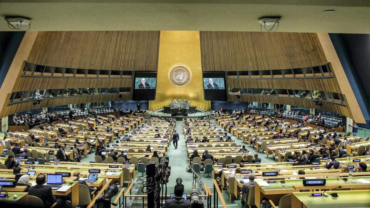 Украина в ООН не поддержала резолюцию России против нацизма: причины