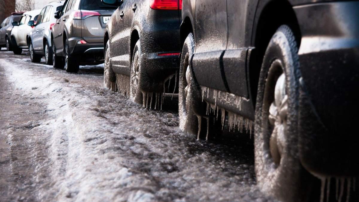 Зимові шини: нові правила водіїв