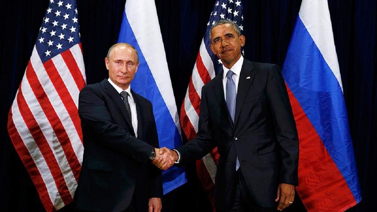 Обама раскритиковал Путина и назвал Россию страшной