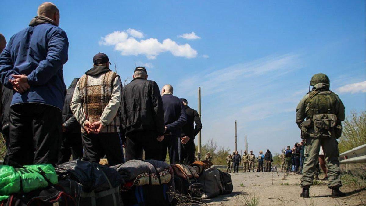 Є умова: російські окупанти заблокували процес обміну полоненими