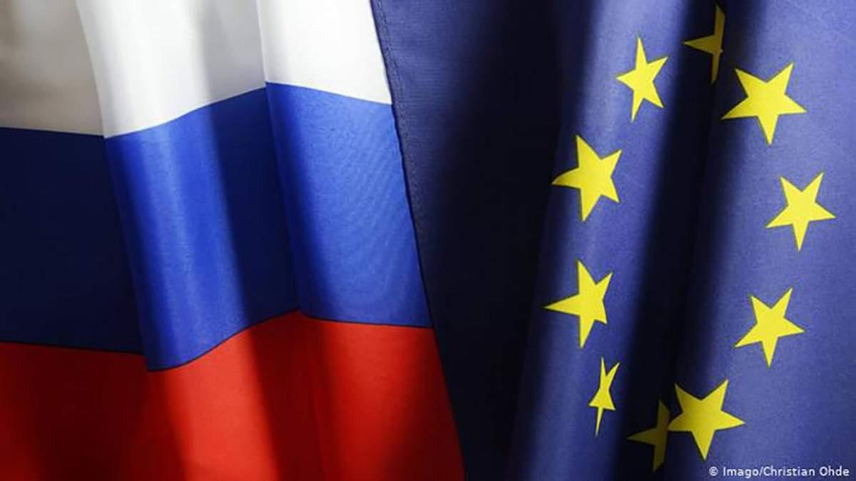 Спроба підірвати сувернітет України: в чому Євросоюз звинуватив Росію