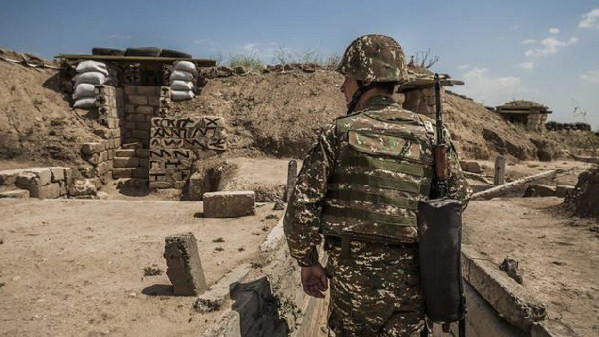 Підрозділи Азербайджану увійшли до Агдамськогорайону: що відомо
